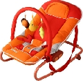 Fotoliu balansoar bebe Astral Red - CAR-AST-RD CAR-AST-RD