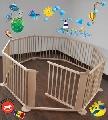 Tarc de joaca octogonal pentru copii - MES005 MES005