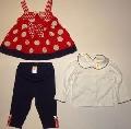 Set hainute cu buline pentru bebeluse- 14263 14263