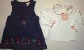 Rochita bebe cu imprimeu cu flori- 14229 14229