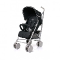Carucior copii sport 4Baby Lecaprice Negru - 4BY-LEC-BLACK 4BY-LEC-BLACK