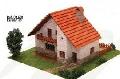 Kit constructie Casuta Chalet SOLDC3501