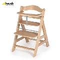 Scaun pentru masa Alpha - Natural din lemn - MGZ662984 MGZ662984