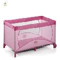 Pat Voiaj Dream\'n Play Go 11 - Pliabil, roz cu printese - MGZ606421 MGZ606421
