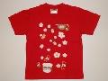 Tricou cu floricele si albinute - 13800S 13800S