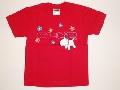Tricou rosu fetite - 13800F 13800F