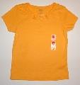 Tricou portocaliu fetite - 13787A 13787A