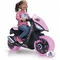 Motocicleta electrica Hello Kitty 6V Injusa - OKEINJ6874 OKEINJ6874