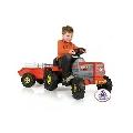Tractor electric cu remorca pentru copii Injusa 6 v - OKEINJ636 OKEINJ636