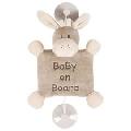 Semn de avertizare Baby on Board Donkey - BBX211277 BBX211277