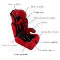 Scaun auto copii Sport Red - BBB3303 BBB3303