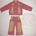 Costumas de blug pentru fetite - 4416_1 4416_1