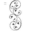 Elemente pentru balustrăzi și garduri - 1671/3