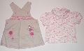 Tricou inflorat cu rochita gri - 10998A_1 10998A_1