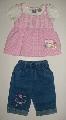 Pantalon de blug cu tricou - 7361A_1 7361A_1
