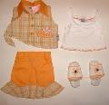 Costumas orange de vara - 5665A 5665A