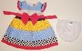 Rochita cu buline colorate - 13408 13408