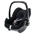Cos auto copii Pebble Total Black - BCT6300_11 BCT6300_11