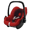 Cos auto copii Pebble Intense Red - BCT6300_4 BCT6300_4