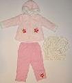 Blanita roz cu pantalon si bluzita - 11843 11843