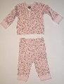 Pijama cu floricele - 11429 11429