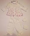 Costumas alb bebeluse - 11152 11152