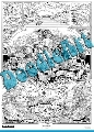 Set postere de colorat  Acvariu - DAAQU01056 DAAQU01056