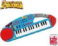 Orga electronica cu microfon Spiderman - RG556 RG556