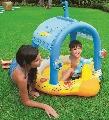 Bazin pentru copii cu acoperis Intex 57426 57426