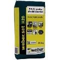 Adeziv pentru gresie si faianta pentru medii umede Weber.set H2O