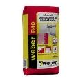 Adeziv alb pentru sisteme de izolatie termica Weber R40