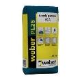 Adeziv pentru blocuri de BCA Weber PL25