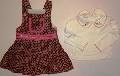 Set rochita si bluzita pentru bebeluse- 14236 14236