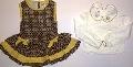 Rochita cu fundite si bluzita pentru fetite- 14245A 14245A