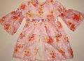 Rochita de fetite cu imprimeu colorat- 14552A 14552A