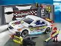 Service si masina cu lumini jucarie pentru baieti- ARTPM4365 ARTPM4365