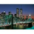 Puzzle Podul Manhattan & Brooklyn pentru copii - ARTRVSPA16609 ARTRVSPA16609