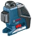 Nivela laser cu linii 360° GLL 2-80 P Professional cu trepied