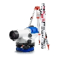 Set Nivela optica tip NG 24 - 360 grade cu trepied si stadie de 5 m