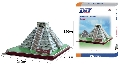 Puzzle 3D DIY Piramida Mayasa 0070