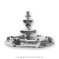 Fantani Arteziene Fontana Impero +Bazin F65 CB - Finisaj Gri Antic