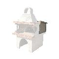 Accesorii: Acoperis pentru gratar gradina +cuptor incorporat