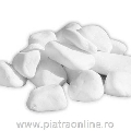 Pebbles Marmura Alba Thassos 1-3 cm KG