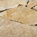 Limestone poligonal Rustic Stone Yellow (1 mp = 15-20 buc)
