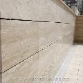 Travertin Classic Wave Cut Periat 61 x 30.5 x 1.2cm