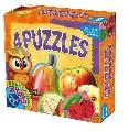 4 Puzzle - Invata fructele D-Toys