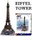 Puzzle 3D DIY Turnul Eiffel