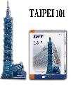 Puzzle 3D DIY Taipei 101