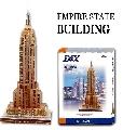 Puzzle 3D DIY Empire State Building
