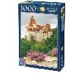 Castel Bran Puzzle 1000 piese D-Toys